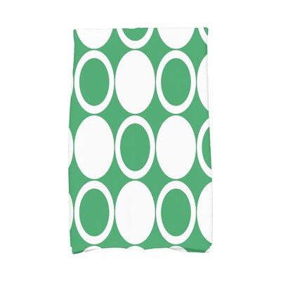 Hassett Hand Towel Color: Green