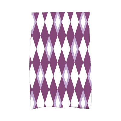 Sailer Hand Towel Color: Purple