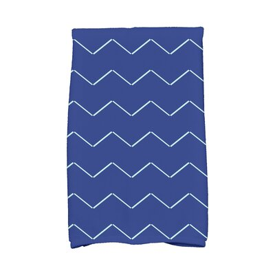 Sailer Hand Towel Color: Royal Blue