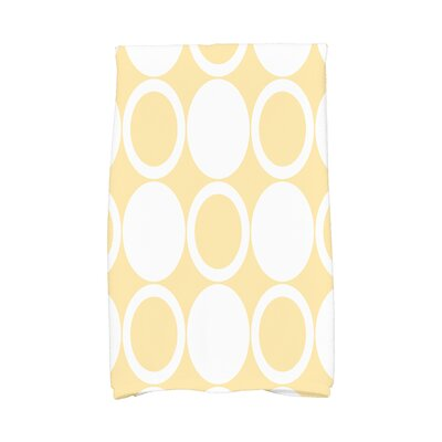 Hassett Hand Towel Color: Yellow