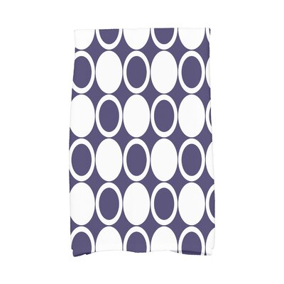 Hassett Hand Towel Color: Navy Blue