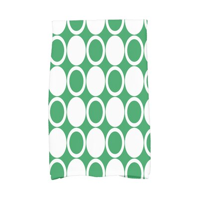 Hassett Hand Towel Color: Green
