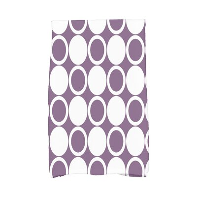 Hassett Hand Towel Color: Purple