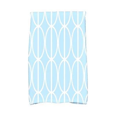 Sailer Hand Towel Color: Pale Blue