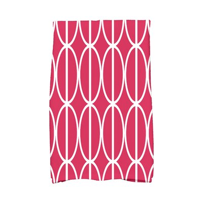 Sailer Hand Towel Color: Pink