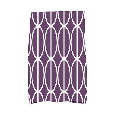 Sailer Hand Towel Color: Purple