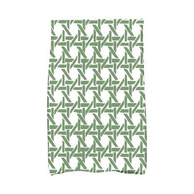 Sailer Hand Towel Color: Green