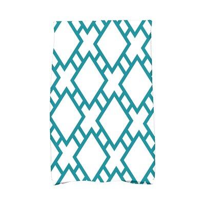 Sailer Hand Towel Color: Blue