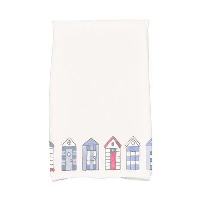 London Hand Towel Color: Ivory