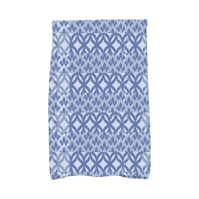 London Hand Towel Color: Royal Blue