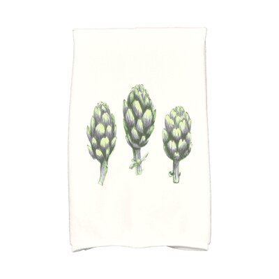 Monroe Hand Towel Color: Green