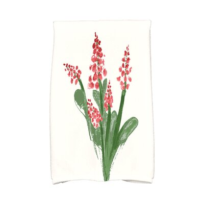 Monroe Hand Towel Color: Red