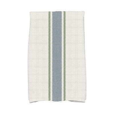 Monroe Hand Towel Color: Navy Blue