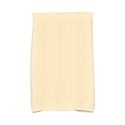 Monroe Hand Towel Color: Yellow