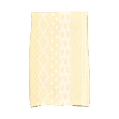 Monroe Hand Towel Color: Yellow
