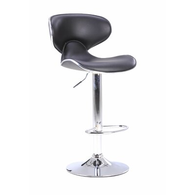 Herrington Adjustable Height Swivel Bar Stool