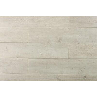 Trini 6.7 x 48 x 12mm Oak Laminate Flooring in Ultra Fresco