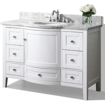 Hadley 48 Single Bathroom Vanity Set