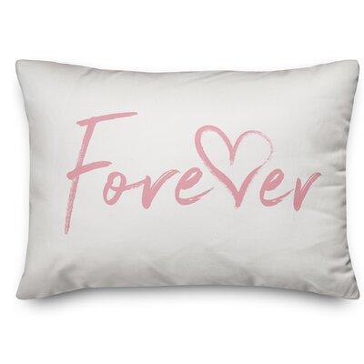 Speicher Forever Heart Lumbar Pillow