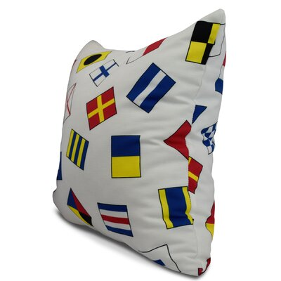Harriet Multi All Over Toss Throw Pillow Size: 18 x 18