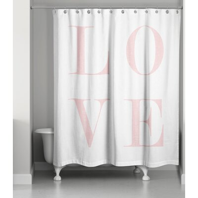 Ferreira Love Shower Curtain