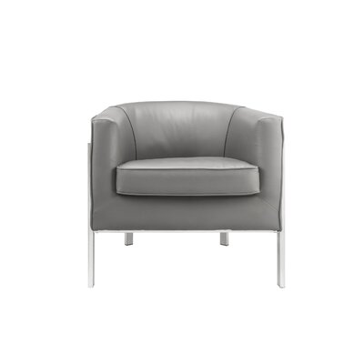 Cosner Armchair Upholstery: Gray