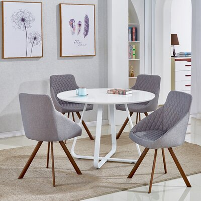 Goodspeed 4 Piece Dining Table