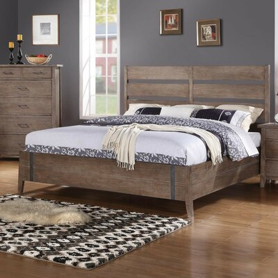 Muniz Platform Bed