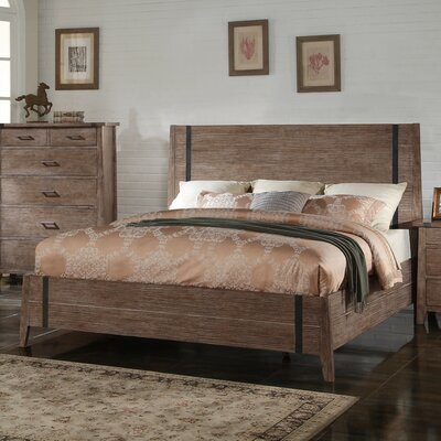 Muniz Panel Bed