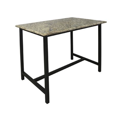 Weatherby Granite Pub Table