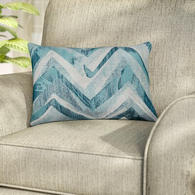 Dominguez Throw Pillow Color: Capri