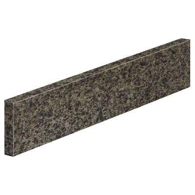 Granite 20 Sidesplash Finish: Quadro