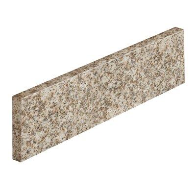 Granite 21 Sidesplash Finish: Golden Hil