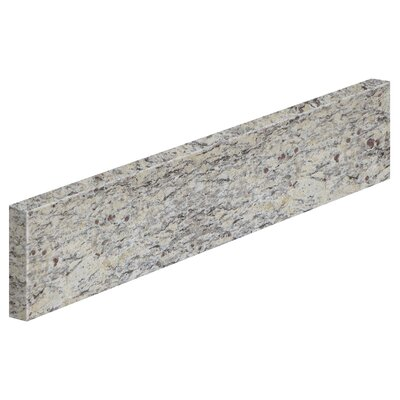 Granite 21 Sidesplash Finish: Santa Cecilia