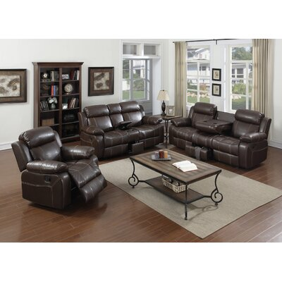Ulrey 3 Piece Living Room Set