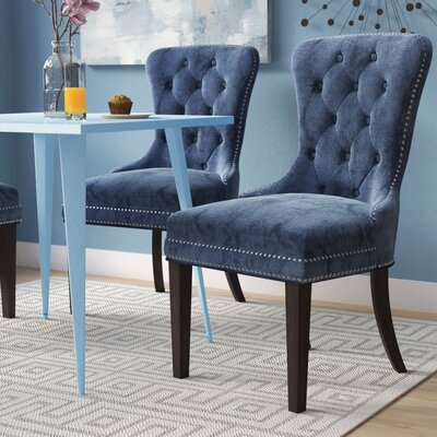 Nitya Upholstered Side Chair