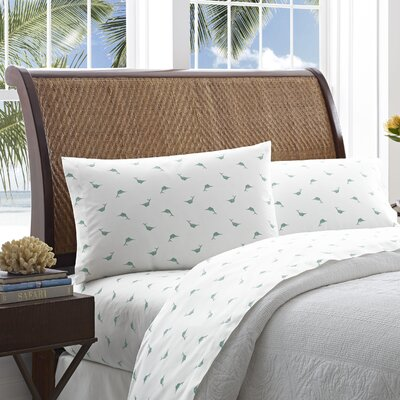 Mariners Catch Sheet Set Size: Queen