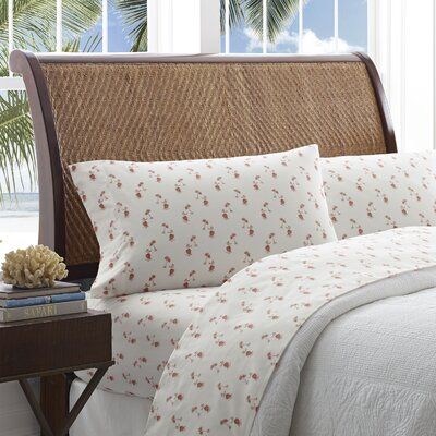Waikiki Beach Pillowcase Size: King