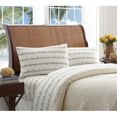 Pineapple Garland Sheet Set Size: California King