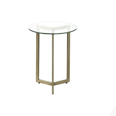 Son End Table Color: Gold