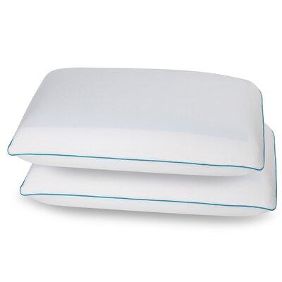 Alvarenga I-Gel Traditional Memory Foam Standard Pillow