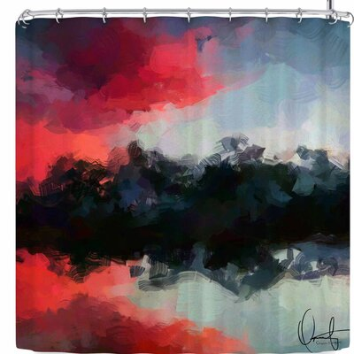 Oriana Cordero Days of Summer Shower Curtain