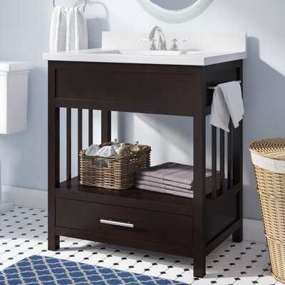 Prue 31 Single Bathroom Vanity