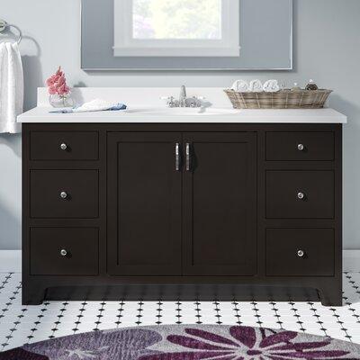 Prue 2-Door 49 Single Bathroom Vanity