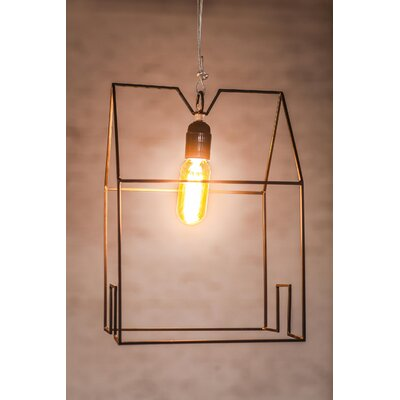 Ciccone 1-Light LED Geometric Pendant