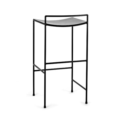 Galaviz Metal Bar Stool