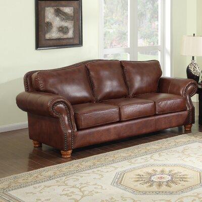 Battista Premium Leather Sofa