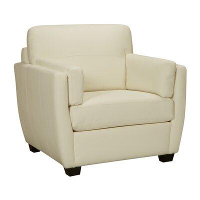 Woodall Leather Armchair