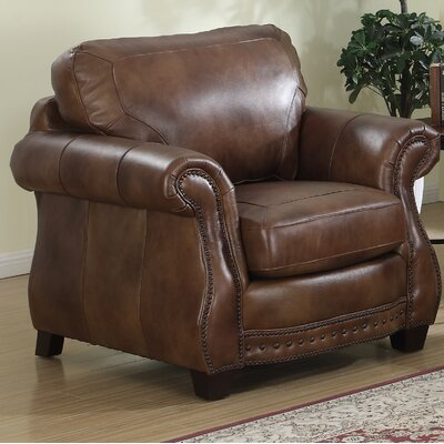 Beglin Cognac Club Chair