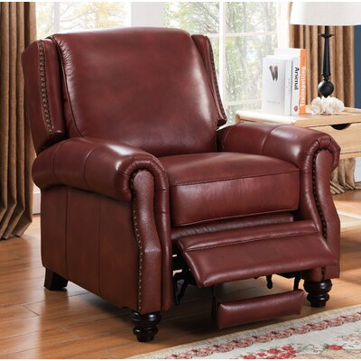 Aine Leather Recliner